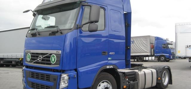 Vand cap tractor Volvo 420